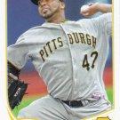 Francisco Liriano 2013 Topps Update #US271 Pittsburgh Pirates Baseball Card