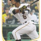Starling Marte 2013 Topps #288 Pittsburgh Pirates Baseball Card