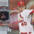Shelby Miller 2013 Topps 'Chasing History' #CH-108 St. Louis Cardinals Baseball Card