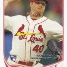 Shelby Miller 2013 Topps Update Rookie #US253 St. Louis Cardinals Baseball Card