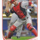 Miguel Montero 2013 Topps #274 Arizona Diamondbacks Baseball Card