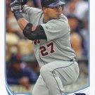 Jhonny Peralta 2013 Topps #327 Detroit Tigers Baseball Card