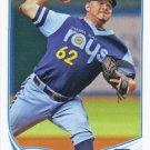 Joel Peralta 2013 Topps Update #US6 Tampa Bay Rays Baseball Card