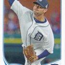 Anibal Sanchez 2013 Topps #602 Detroit Tigers Baseball Card