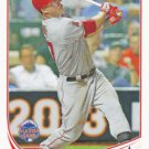 Mike Trout 2013 Topps Update #US300 Los Angeles Angels Baseball Card