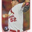 Michael Wacha 2013 Topps Update Rookie #US168 St. Louis Cardinals Baseball Card