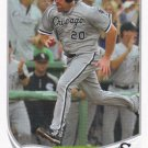 Kevin Youkilis 2013 Topps #20 Chicago White Sox Baseball Card