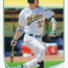 Brandon Moss 2013 Topps #601 Oakland Athletics Baseball Card
