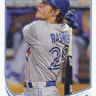 Colby Rasmus 2013 Topps #68 Toronto Blue Jays Baseball Card