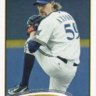 John Axford 2012 Topps #294 Milwaukee Brewers Baseball Card