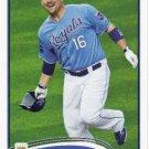 Billy Butler 2012 Topps #145 Kansas City Royals Baseball Card