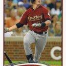 Jason Castro 2012 Topps #568 Houston Astros Baseball Card