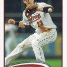 Chris Johnson 2012 Topps #587 Houston Astros Baseball Card