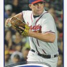 Chipper Jones 2012 Topps #305 Atlanta Braves Baseball Card