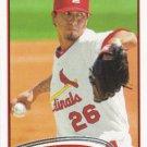 Kyle Lohse 2012 Topps #26 St. Louis Cardinals Baseball Card