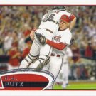 J.J. Putz 2012 Topps #480 Arizona Diamondbacks Baseball Card