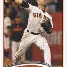 Marco Scutaro 2012 Topps Update #US160 San Francisco Giants Baseball Card