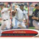 Tim Wakefield-C.C. Sabathia-Mark Buehrle 2012 Topps #212 Baseball Card