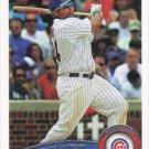 Marlon Byrd 2011 Topps #154 Chicago Cubs Baseball Card