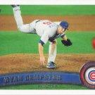 Ryan Dempster 2011 Topps #38 Chicago Cubs Baseball Card