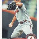 Barry Enright 2011 Topps #386 Arizona Diamondbacks Baseball Card