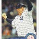 Freddy Garcia 2011 Topps Update #US77 New York Yankees Baseball Card