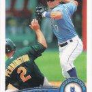 Chris Getz 2011 Topps #654 Kansas City Royals Baseball Card