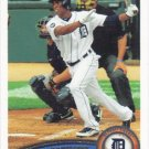 Austin Jackson 2011 Topps #345 Detroit Tigers Baseball Card