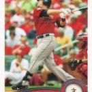 Chris Johnson 2011 Topps #32 Houston Astros Baseball Card
