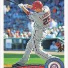 Adam LaRoche 2011 Topps #513 Washington Nationals Baseball Card
