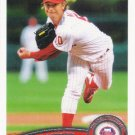 Jamie Moyer 2011 Topps #232 Philadelphia Phillies Baseball Card