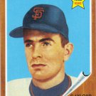 Gaylord Perry 2011 Topps '60 Years of Collecting' #11 San Francisco Giants Baseball Card