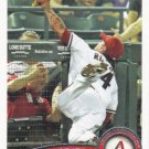 Ryan Roberts 2011 Topps Update #US237 Arizona Diamondbacks Baseball Card