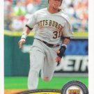 Jose Tabata 2011 Topps #545 Pittsburgh Pirates Baseball Card