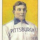 Honus Wagner 2011 Topps 'CMG Worldwide Vintage Reprint' #CMGR-11 Pittsburgh Pirates Baseball Card