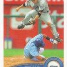John McDonald 2011 Topps Update #US233 Toronto Blue Jays Baseball Card