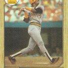 Barry Bonds 1987 Topps #320 Pittsburgh Pirates Baseball Card