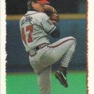 Tom Glavine 1995 Topps #175 Atlanta Braves Baseball Card