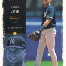 Derek Jeter 2000 Upper Deck Victory #319 New York Yankees Baseball Card