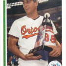 Cal Ripken Jr. 1991 Upper Deck Final Editioin #85F Baltimore Orioles Baseball Card
