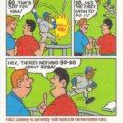 Sammy Sosa 2004 Bazooka Comics #BC20 Chicago Cubs Baseball Card