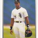 Frank Thomas 1991 O-Pee-Chee #121 Chicago White Sox Baseball Card