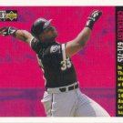 Frank Thomas 1996 Upper Deck Collector's Choice #759 Chicago White Sox Baseball Card