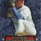 Chad Billingsley 2007 Fleer 'Rookie Sensations' #CB Los Angeles Dodgers Baseball Card
