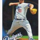 Jonathan Broxton 2010 Topps #230 Los Angeles Dodgers Baseball Card