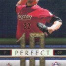 Roger Clemens 2007 Fleer 'Perfect 10' #PN-RC Houston Astros Baseball Card