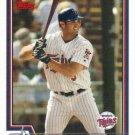 Michael Cuddyer 2004 Topps #596 Minnesota Twins Baseball Card