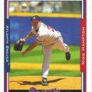 Mike Hampton 2005 Topps #23 Atlanta Braves Baseball Card