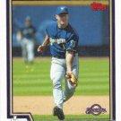 Wes Helms 2004 Topps #147 Milwaukee Brewers Baseball Card