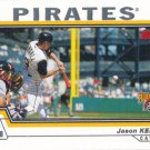 Jason Kendall 2004 Topps #153 Pittsburgh Pirates Baseball Card